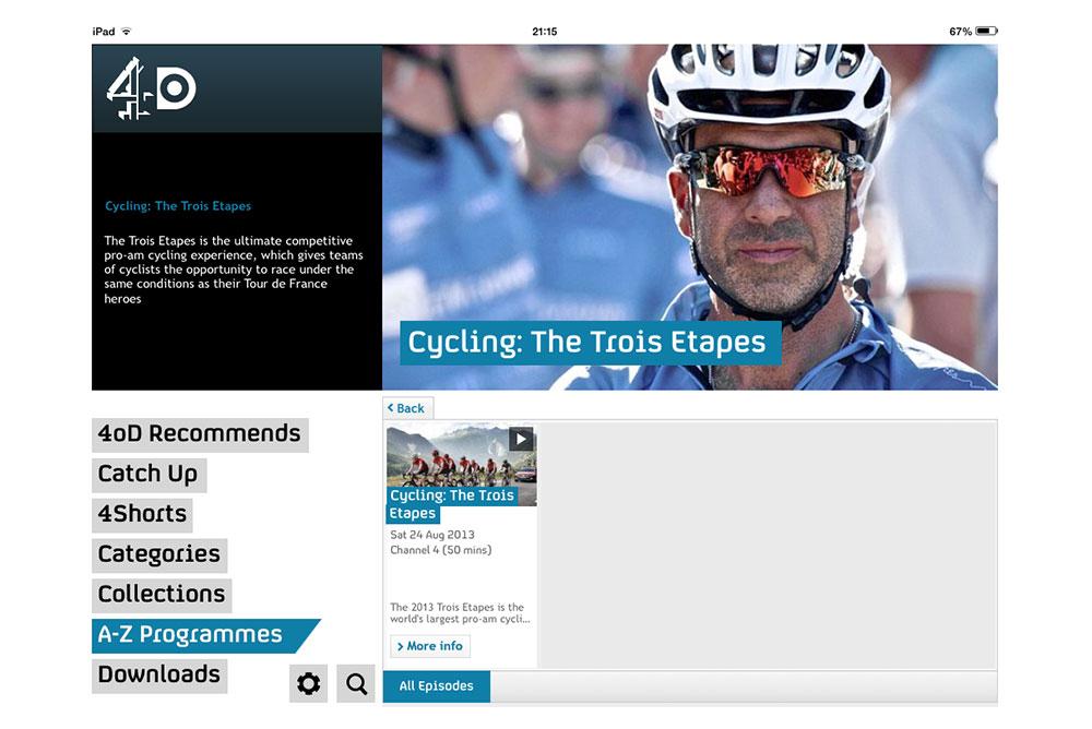 4oD Trois Etapes - Thumbnail