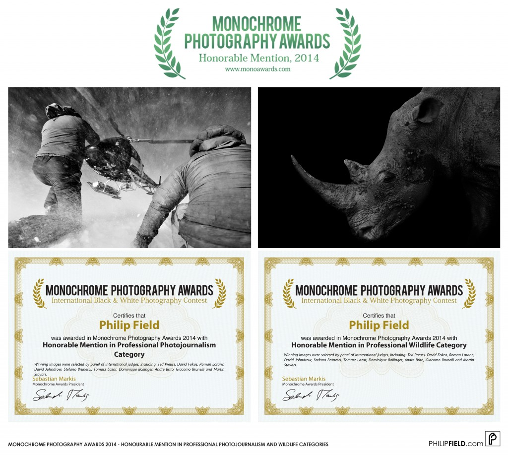 Monochrome Awards 2014