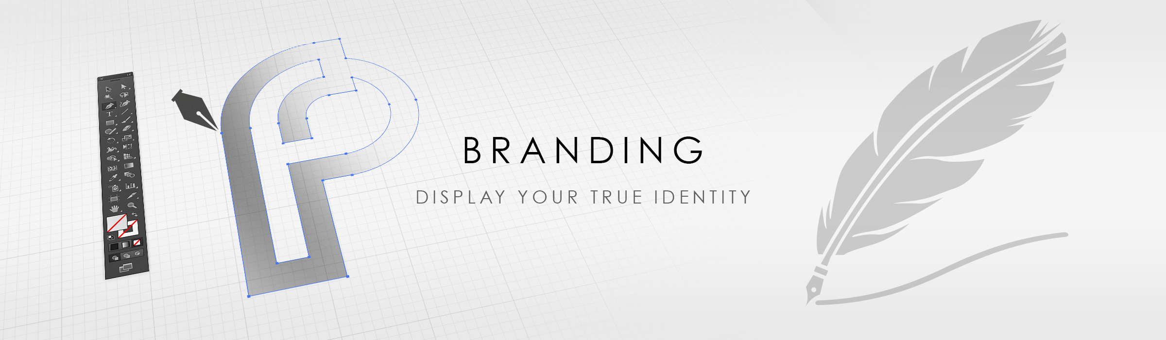 Banner - Branding, display your true identity