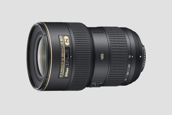 Nikon 16-35 f/4 VR lens image