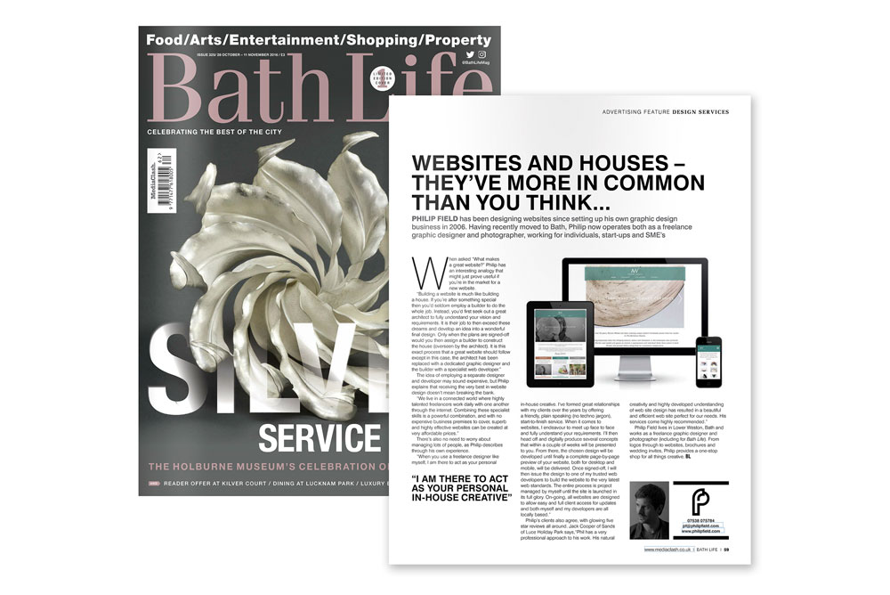 Bath Life Issue 325 image