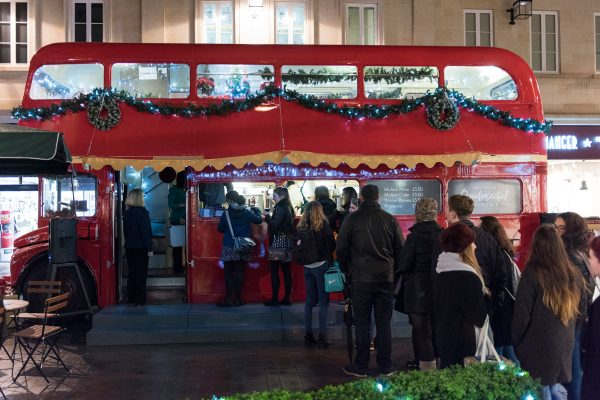 South Gate Christmas Bus promo image 4 by Philip Field