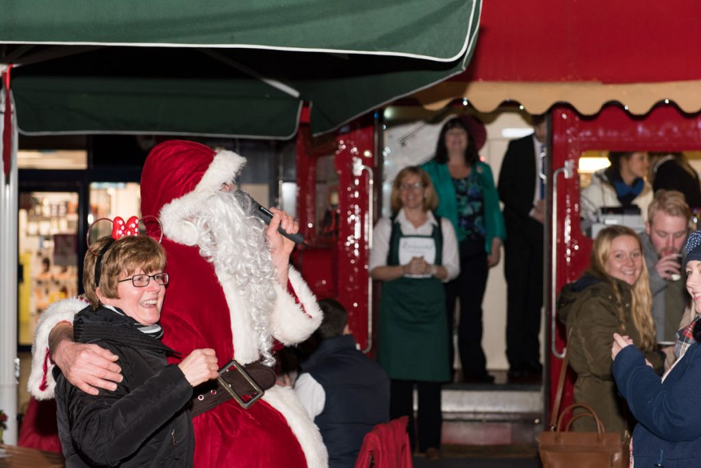 South Gate Christmas Bus promo image 3 by Philip Field