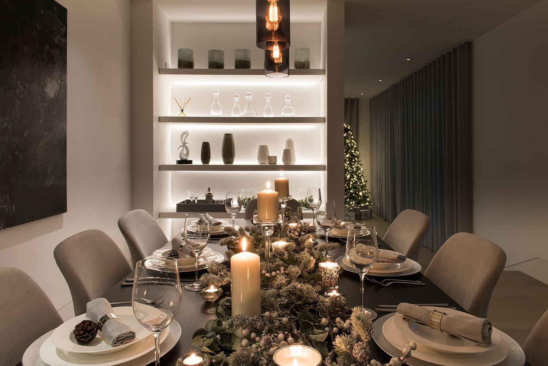 Christmas image 7 by Philip Field at Tadwick House, Lansdown Fields, Bath on behalf of Kersfield Developments