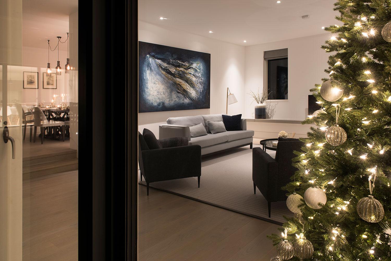 Christmas image 3 by Philip Field at Tadwick House, Lansdown Fields, Bath on behalf of Kersfield Developments