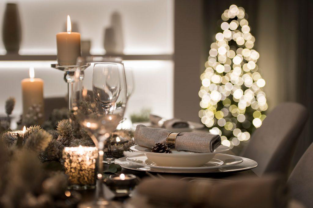 Christmas image 1 by Philip Field at Tadwick House, Lansdown Fields, Bath on behalf of Kersfield Developments