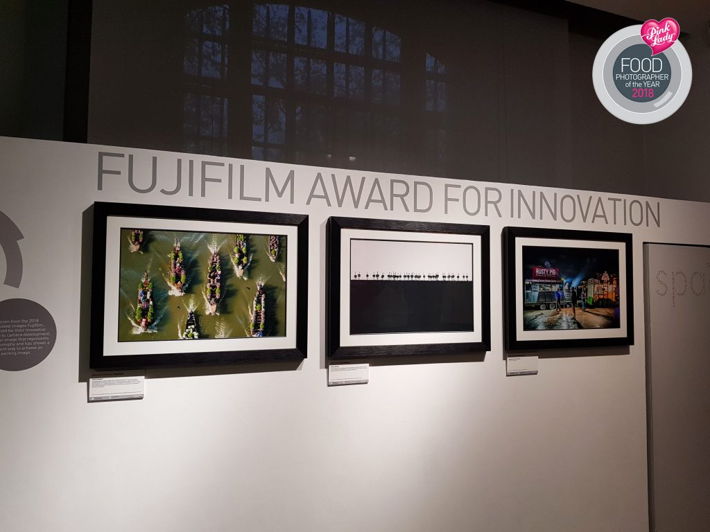 The Fujifilm Award for Innovation shortlist - image courtesy of Dr Michael Pritchard FRPS