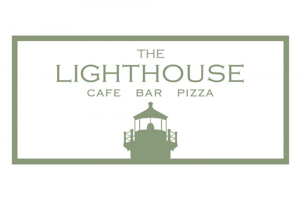 Sands of Luce Holiday Park - Lighthouse Bar logo (on-site cafe, bar and pizzeria)