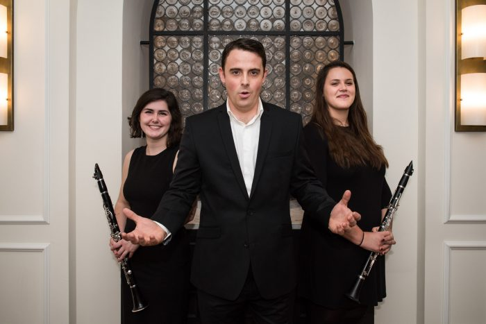 Classical music photoshoot for The Gainsborough Hotel