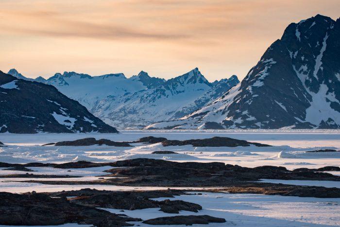 Kulusuk landscape, Greenland