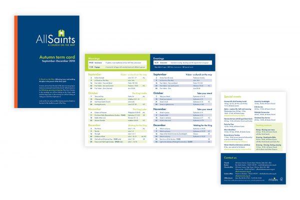 All Saints Weston - Term Leaflet