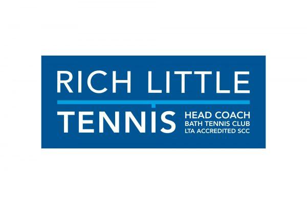 Rich Little Tennis - Logo