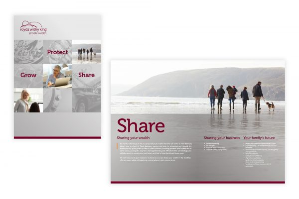Royds Withy King - Private Wealth Brochure