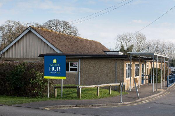 Weston Hub - Signage