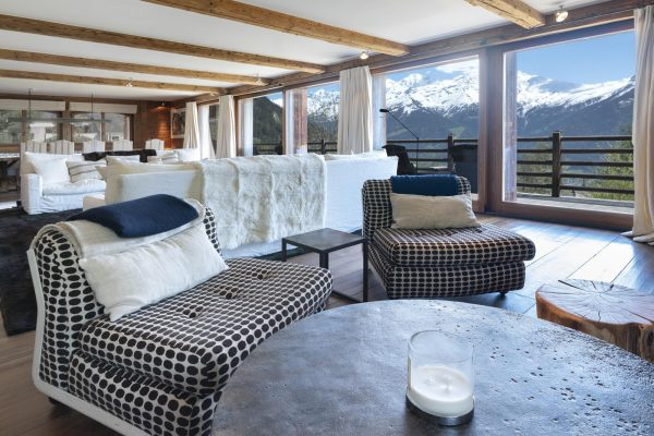 Property Photography - Luxury Swiss Chalet