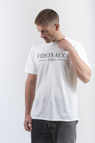 Fibonacci Polo - Clothing and product photography