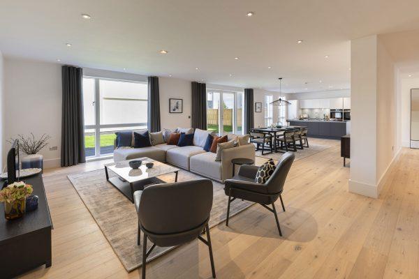 Luxury property photography - Granville Court, Bath